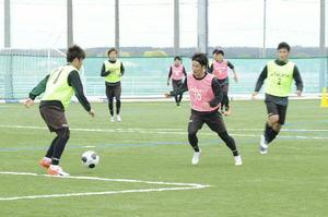 JFLヴァンラーレ八戸、21日にホーム戦