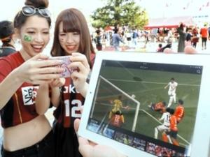 スポーツ観戦、動画で手軽に 多様化で競争激しく