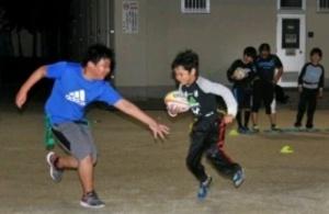 タグラグビーNPO法人福岡に誕生