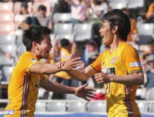 J1仙台、アウェーで勝ち点1 横浜Mと1-1引き分け