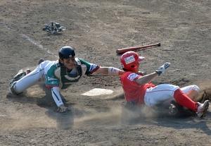 栃木リード守り切れず、福島に4-9 野球BCリーグ