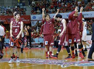 バスケBリーグCS、川崎が決勝へ