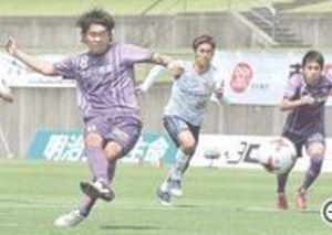 J3藤枝、完封で勝利 北九州に2-0