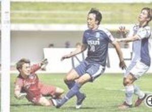 J3沼津、4得点で快勝 G大阪U―23に4―0
