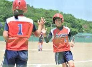 関谷クラブ(那須塩原)が初優勝 小学生女子ソフトボール