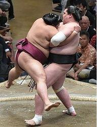 御嶽海5連敗 大相撲夏場所