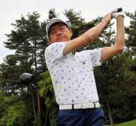 ゴルフ 田村尚之、全米プロシニアへ 呉の52歳、初挑戦