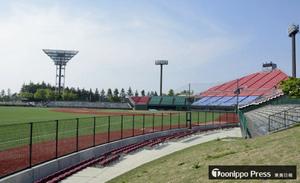 野球 弘前市、はるか夢球場 6月1日に見学会