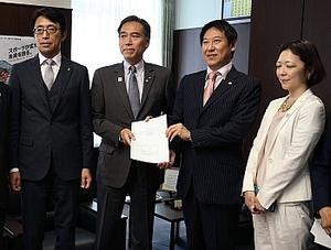 長野県 招致正式立候補 2027年の国体と全国障害者スポーツ大会