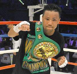ボクシング 新王者の比嘉大吾に琉球新報スポーツ栄誉賞