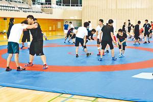 高岡で東京五輪合宿へ レスリングのポーランド代表