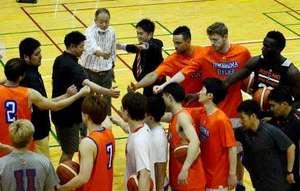 バスケ 夢のB1へ、広島が練習再開 入れ替え戦「十分勝てる」
