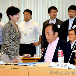 五輪運営費の自治体負担、上田知事「要請全くない」