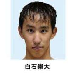 男子平100・200、白石2種目連覇に挑む 中国春季競泳