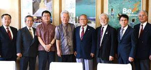 伝統空手を世界遺産に 振興会が沖縄県に協力依頼