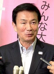 森田健作氏「非常に困る」 五輪・パラ費用負担問題