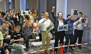 大相撲 高安をPVで応援 地元土浦も大関昇進に期待