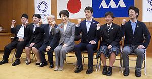 東京パラ 目指せメダル 山形県が7選手を強化指定