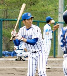 プロの情熱と勝つ喜びを学生へ びわこ成蹊大、山田投手コーチ
