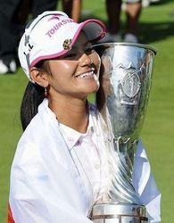 ゴルフ 宮里藍が今季限りで引退 国内女子ゴルフをけん引