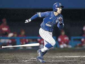 今季初の4連敗 ルートインBCリーグ、石川は福島に3対6