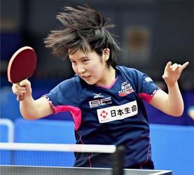 平野美宇、卓球世界選手権の頂点へ挑む