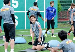 J1浦和・宇賀神、代表より「今は浦和の試合」 31日ACL済州戦