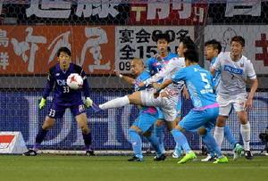 J1鳥栖集中、1点守り抜く 札幌に1-0