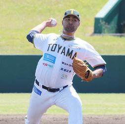 富山サヨナラ勝ち、巨人3軍に3-2 野球BCリーグ