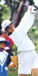 強い心頂点つかむ、高い適応力米で発揮 ゴルフ宮里藍引退