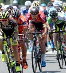 最終ステージ、宇都宮・阿部が意地の2位 自転車TOJ