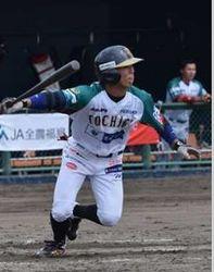 栃木連勝ならず、福島に3-13 野球BCリーグ