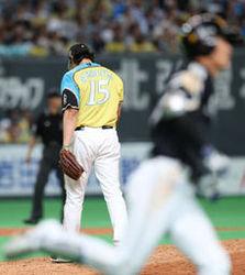 日ハム・メンドーサ3敗目 ソフトバンク千賀に散発5安打