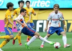 J1新潟、逆転負けで今季初の連勝逃す 仙台に1-2