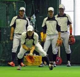 社会人野球 北関東予選に臨むSUBARU 都市対抗大会