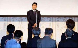 バスケBリーグ 広島の佐古監督が辞任