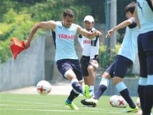 J1磐田 ムサエフ、G大阪戦に意欲 ウズベク代表復帰