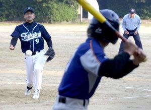 宇和島の甲子園 市民早朝ソフトボール大会開幕