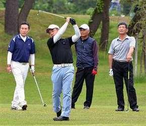 ゴルフ 秋田県250歳ゴルフ 優勝はTEAMG・G