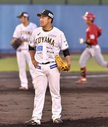 富山、信濃に4-7で敗れる 野球BCリーグ