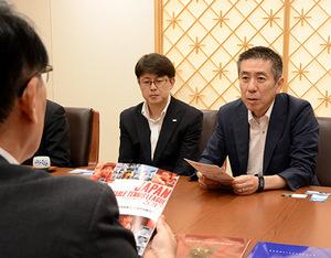 来年11月、酒田で日本卓球リーグ 山形県内初開催