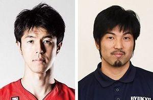 石崎加入へ、金城と継続 バスケBリーグ琉球