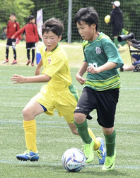 アストロンなど準決勝進出決める 福島県少年サッカー選手権