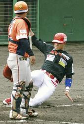 福島3位浮上、新潟に7-6勝利 野球BCリーグ