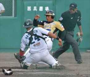 野球BCリーグ栃木、首位群馬に力負け