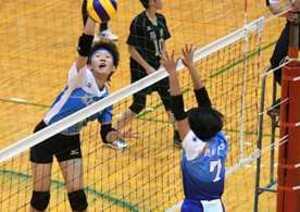 バレー男子・宮の原8年ぶりV 栃木県中学春季スポーツ