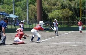 レインボーズ、庭瀬などベスト4 岡山県学童軟式野球開幕