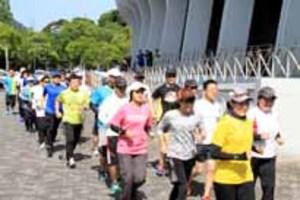 下関海響マラソン 完走めざしセミナー