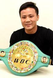 「1戦1戦集中して勝つ」 ボクシング世界王者・比嘉大吾