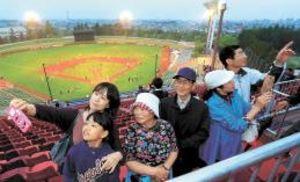 「わんどの街で夢のプロ野球」 青森で29年ぶり